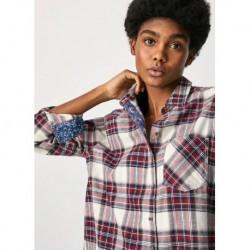 Camisa cuadros Nath